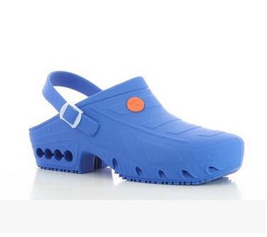 可高温消毒款实验室鞋防滑护士鞋手术室拖鞋