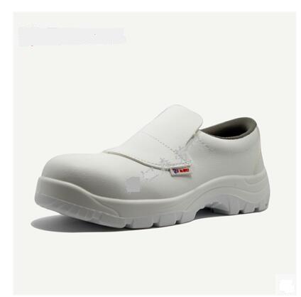 白色特级防静电鞋透气安全鞋  S4002
