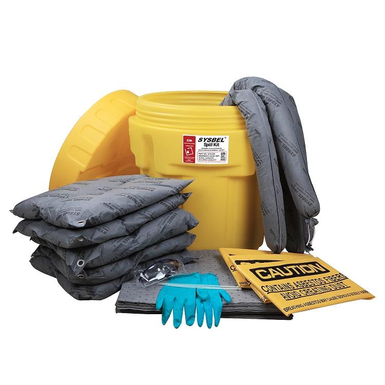 20加仑泄漏应急处理桶套装(通用型)SYK200
