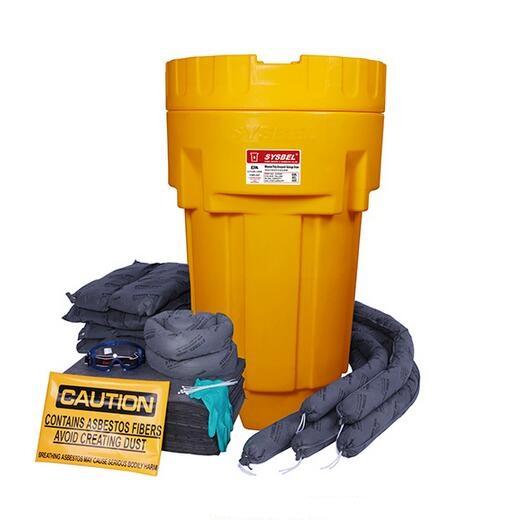 65加仑泄漏应急处理桶套装(通用型)SYK650