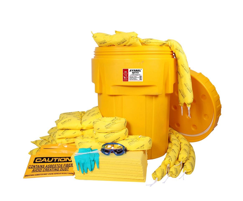 95加仑泄漏应急处理桶套装(防化类)SYK951
