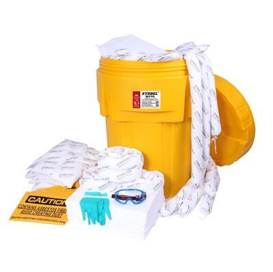 95加仑泄漏应急处理桶套装(油类专用)SYK952