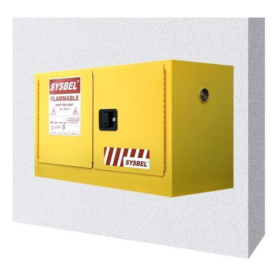 易燃液体安全储存柜(壁挂式) WA810170