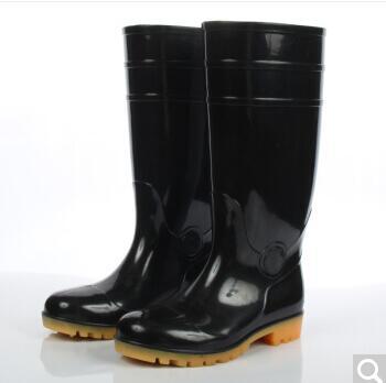 耐油耐酸碱雨靴鞋